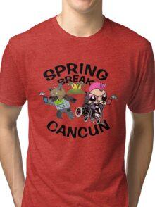 [VINTAGE] Spring Break 2003 Tri-blend T-Shirt