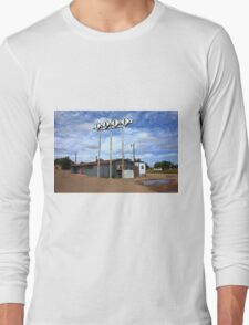 Route 66 Cafe Long Sleeve T-Shirt