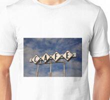 Route 66 Cafe Unisex T-Shirt