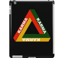 KARMA CYCLE iPad Case/Skin