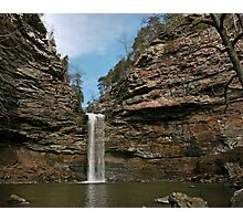 Cedar Creek Falls, Petit Jean Photographic Print
