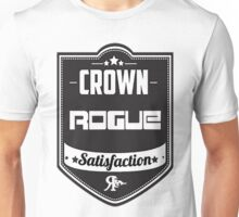 ROGUE CROWN Unisex T-Shirt