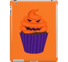 Pumpkin CupCake iPad Case/Skin