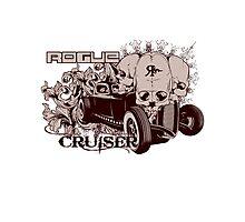ROGUE CRUISER Photographic Print