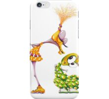 M'ODD'STER 01 - CRUSH'N iPhone Case/Skin