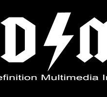 HD/MI (ac/dc logo)  by Nicola  Scalfino