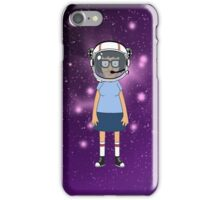Space Tina iPhone Case/Skin