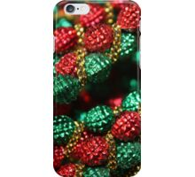 Garland iPhone Case/Skin