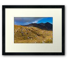 Beinn Eighe from Glen Torridon Framed Print