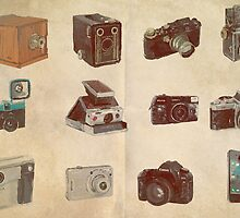 Cameras by André Persechini
