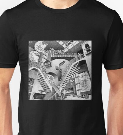 MC Escher Unisex T-Shirt