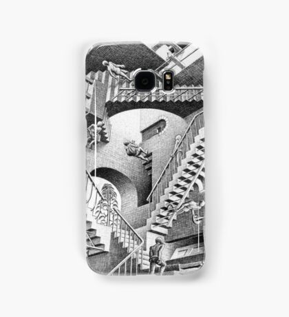 MC Escher Samsung Galaxy Case/Skin