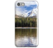 Mount Lassen Autumn Panorama iPhone Case/Skin