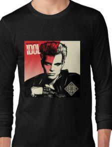 BILLY IDOL Long Sleeve T-Shirt