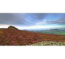 Sweeping Hills Photographic Print