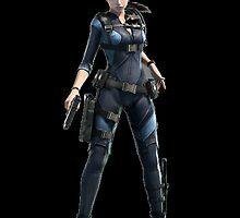 Jill Resident Evil (Revelations) by SRV7792
