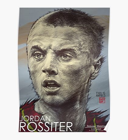 Jordan Rossiter - Liverpool FC Poster