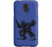 MR.BUBBLES BLACK Samsung Galaxy Case/Skin