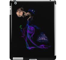 Ms. Poppins Single Smoke  iPad Case/Skin