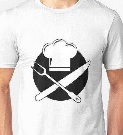 Chef Pirate Unisex T-Shirt