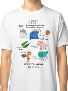 Now You Know Classic T-Shirt