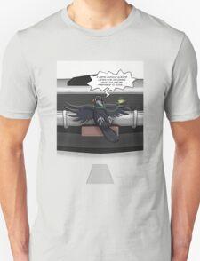 Crow Self-Help Unisex T-Shirt