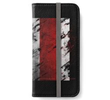Mass Effect N7 distressed iPhone Wallet/Case/Skin