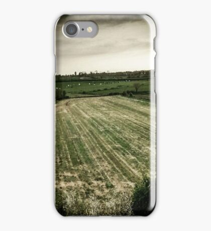 Old war time phone cover  iPhone Case/Skin