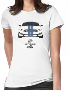 Shelby GT350 Womens Fitted T-Shirt