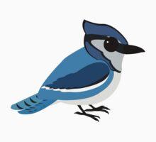 Cutie Blue Jay Kids Clothes