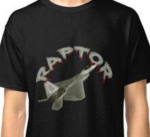 Raptor Over California Classic T-Shirt