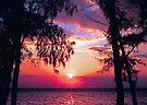 SUNSET by Chuck Wickham