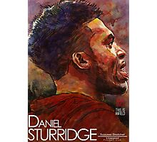 Daniel Sturridge - Liverpool FC Photographic Print