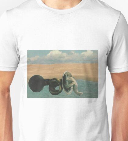 Surreal Elephant Trumpet Horn Unisex T-Shirt