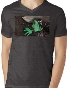Wicked Witch Mens V-Neck T-Shirt
