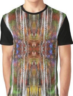 Water Abstract Graphic T-Shirt