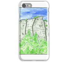 Montserrat Spain iPhone Case/Skin