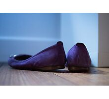 Day 24 - Purple Photographic Print