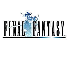 Final Fantasy by AppleJake