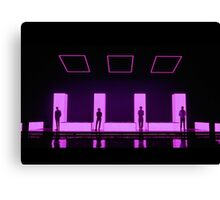 The 1975 Live (UGH! video) Canvas Print