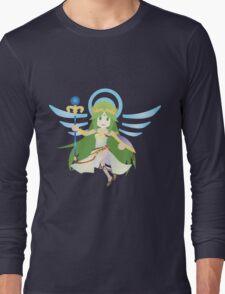 Chibi Palutena Vector Long Sleeve T-Shirt