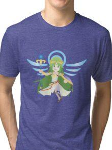 Chibi Palutena Vector Tri-blend T-Shirt