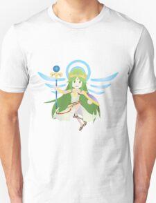 Chibi Palutena Vector Unisex T-Shirt