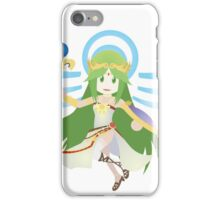 Chibi Palutena Vector iPhone Case/Skin