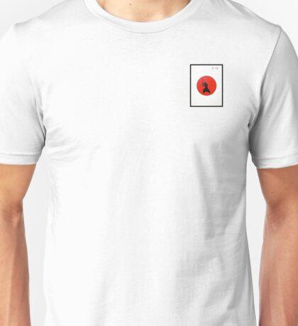 Japanese Bushido Way Of The Warrior Unisex T-Shirt