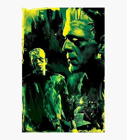"Frankenstein ""Its Alive!"" Photographic Print"