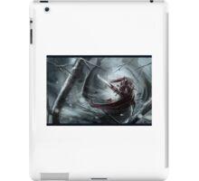 Could I have my quarter back landscape iPad Case/Skin