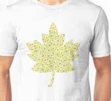 Flowers and Pebbles Unisex T-Shirt
