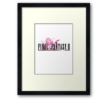 Final Fantasy II Framed Print