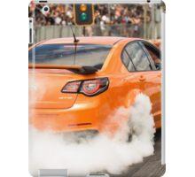 HSV GTS Powerskid iPad Case/Skin